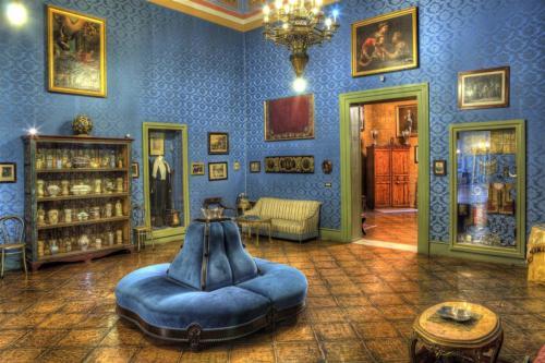 salone blu